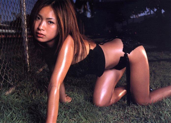 Мива Оширо из Японии