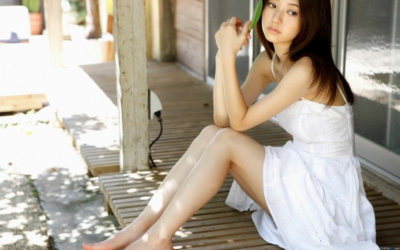 Рина Аидзава, фото