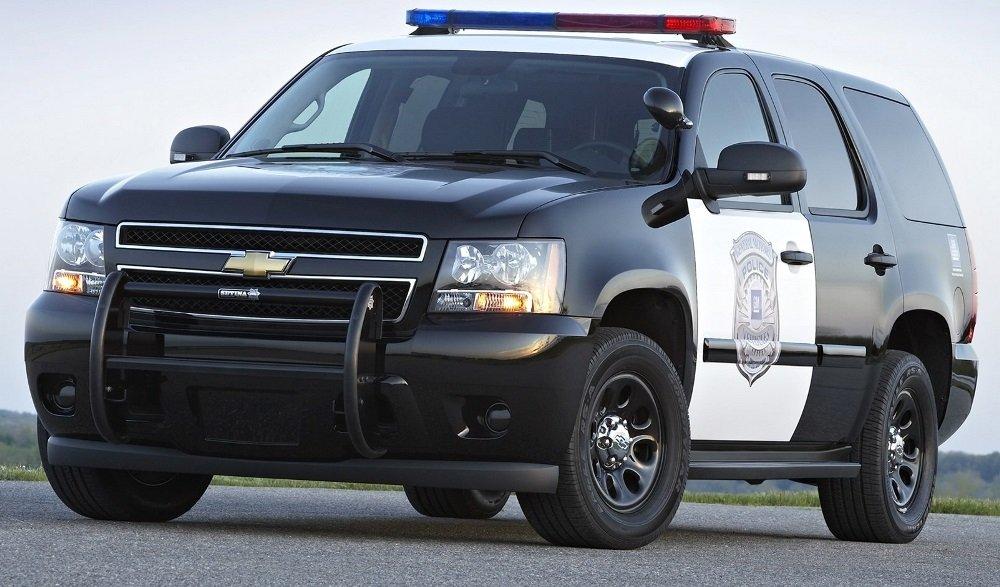 фото полицейской машины США
