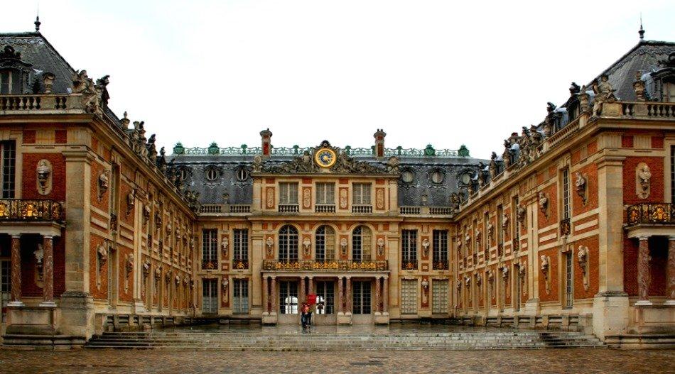 фото Версаля