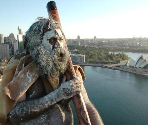 Фото аборигенов Австралии