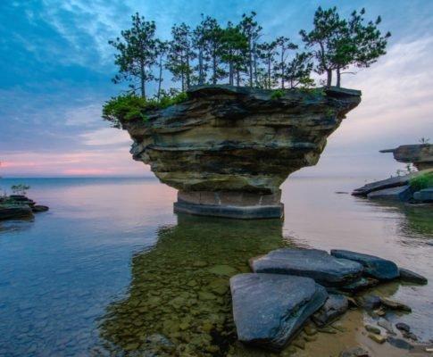 Озера Канады