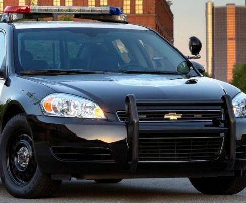 Полицейские и полиция США
