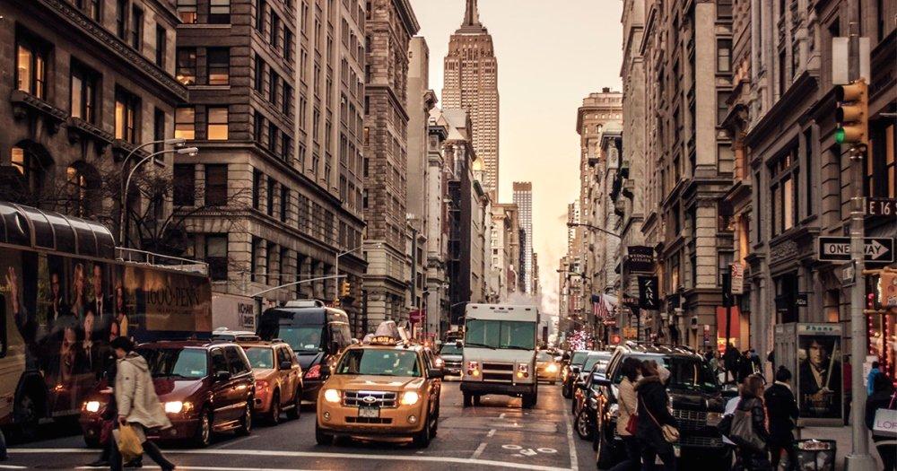 самые красивые улицы сша фото фотограф должен быть