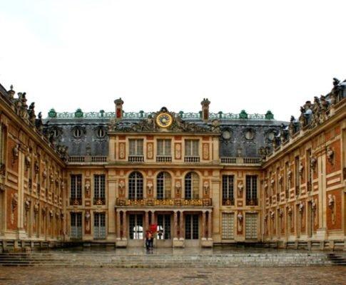 Замки и дворцы Франции