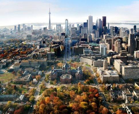 Города Канады, фото обзор