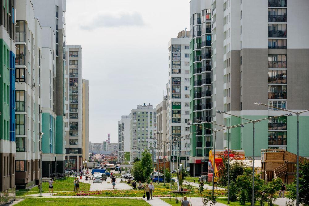 улица Академического района