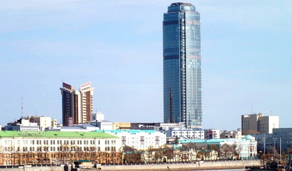 небоскреб Высоцкий