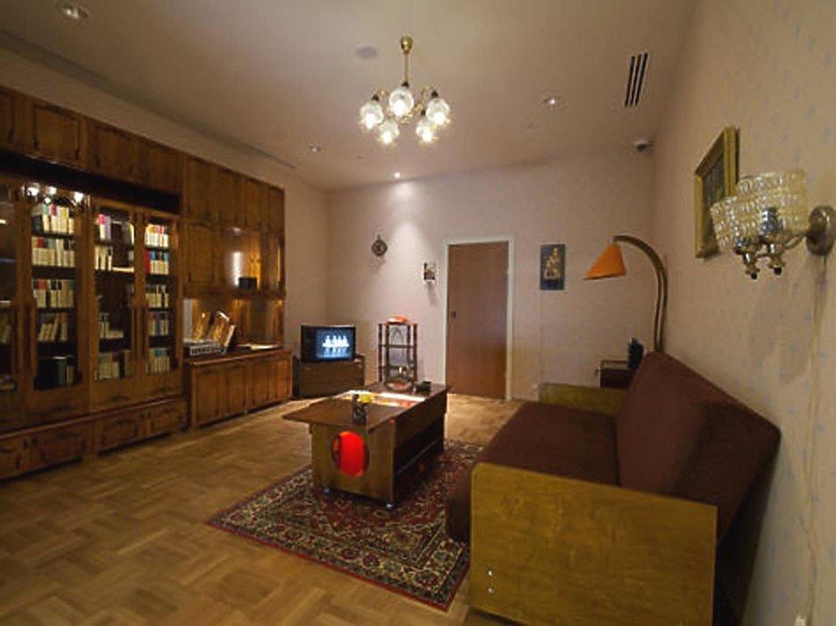 интерьер советской квартиры