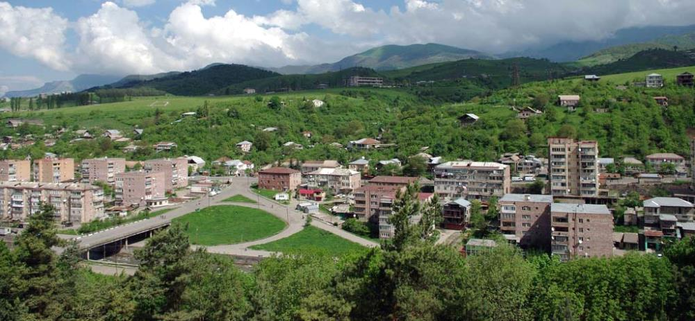 фото Дилижана в Армении