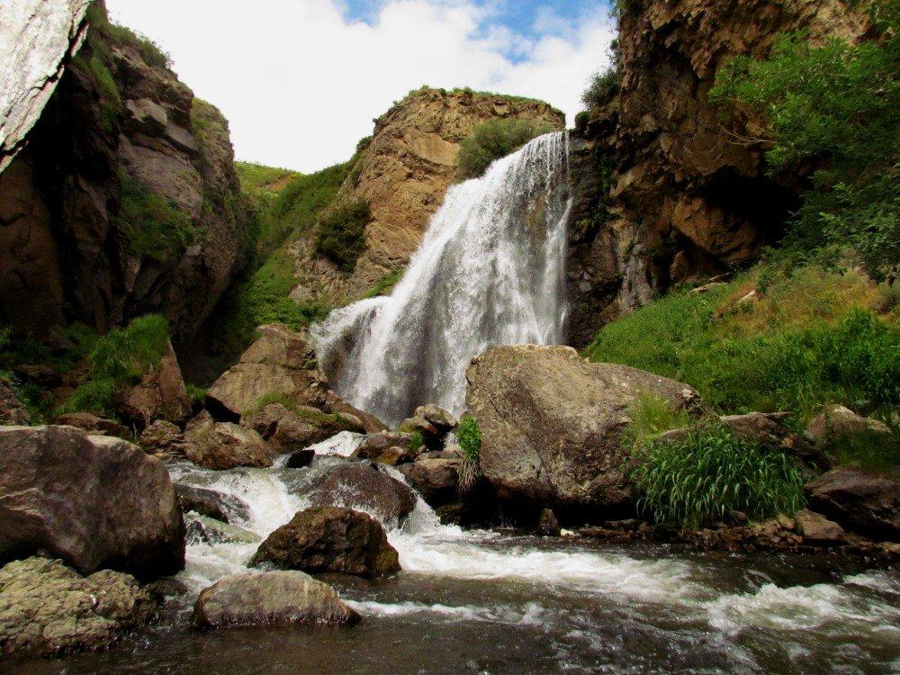 водопад Торчекан