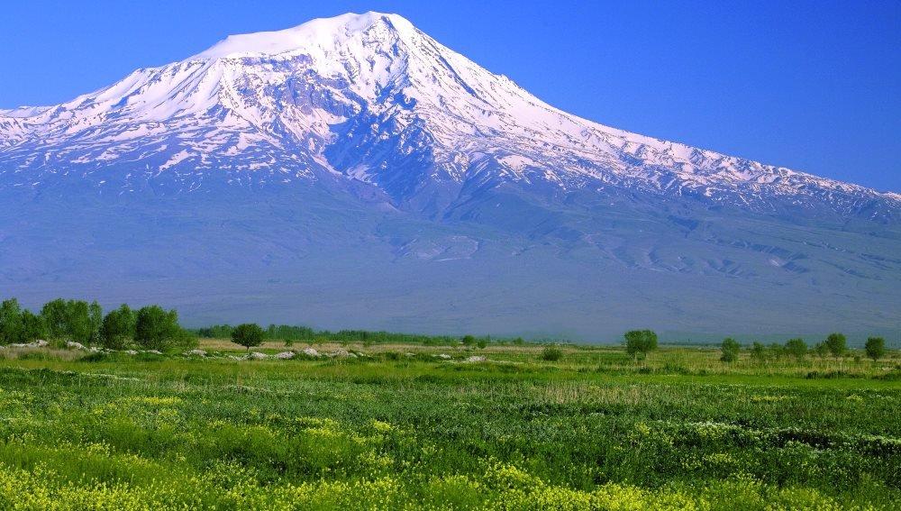 фотография горы Арарат