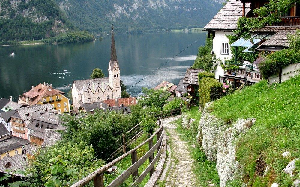 фотография Австрии