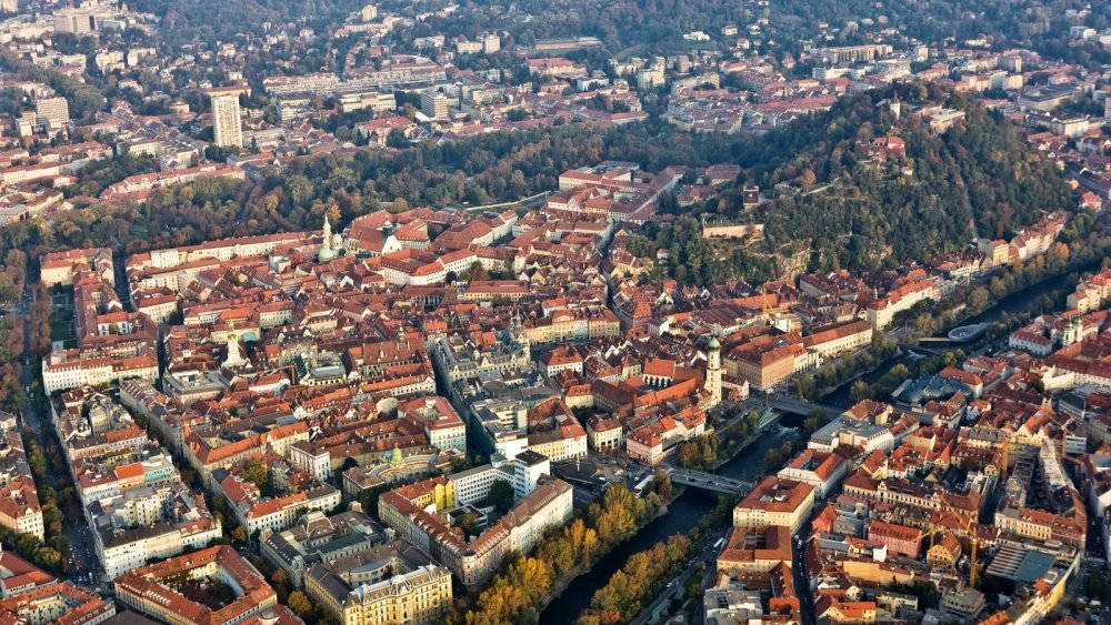 фото города Грац в Австрии