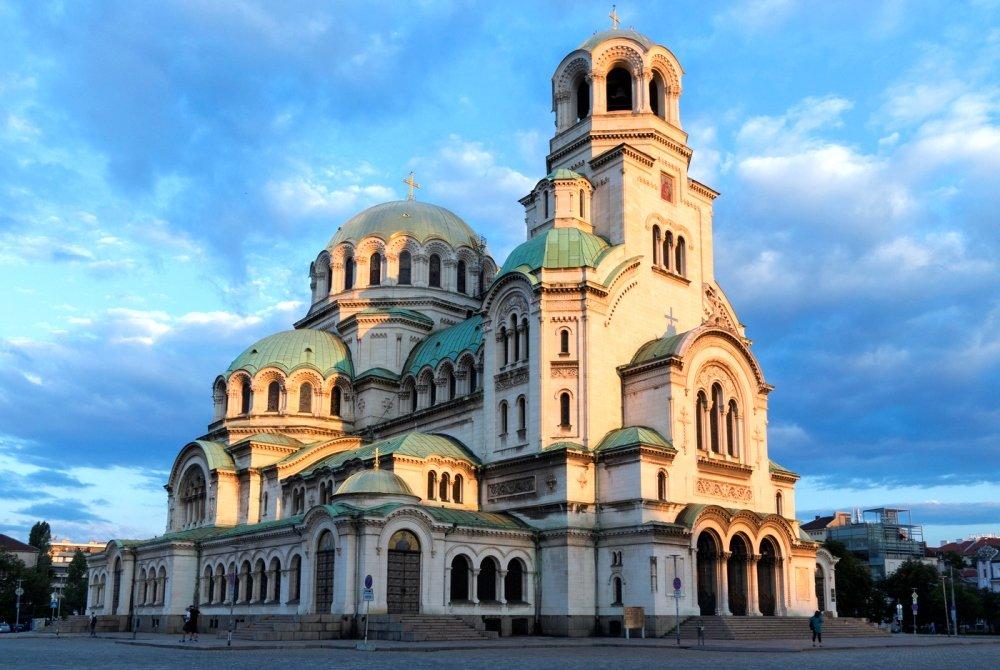 Храм-памятник Святого Александра Невского в Софии, Болгария