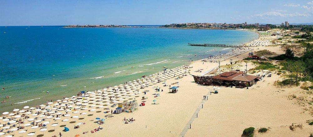 фото Бургаса, пляжи и море