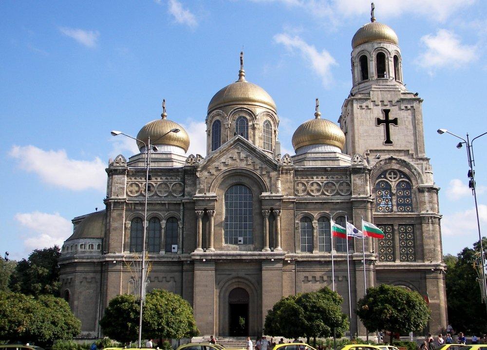 фотография Успенского собора в Варне