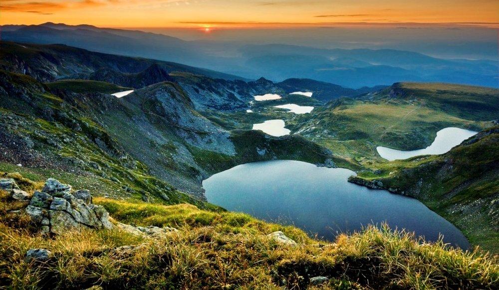 национальный парк Пирин