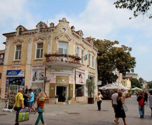 Фото Бургаса