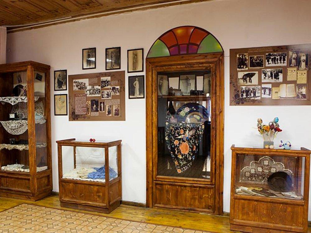 этнографический музей изнутри