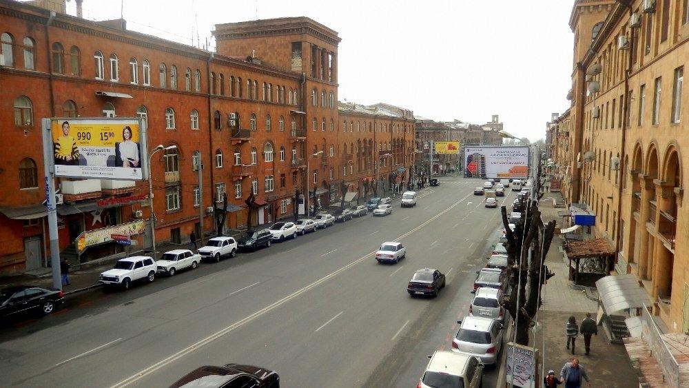 фотография одной из улиц города