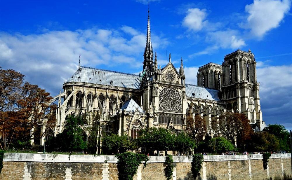 собор Парижской Богоматери Нотр-Дам