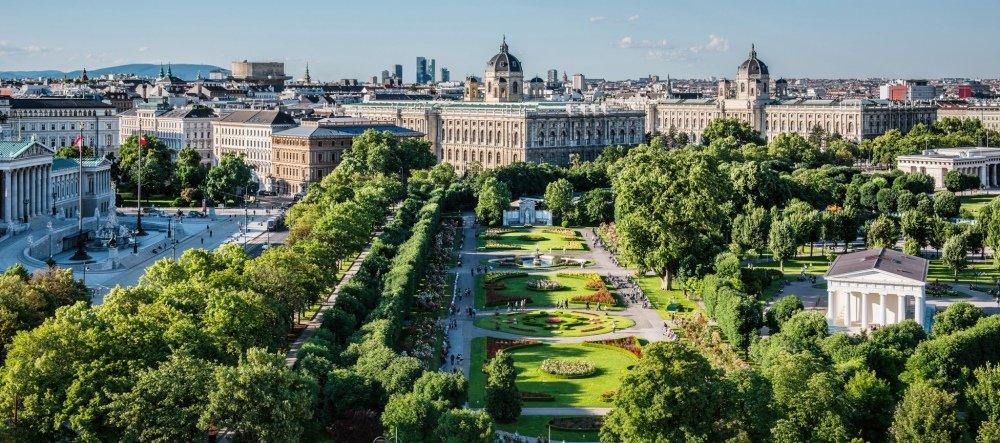 парки в Вене