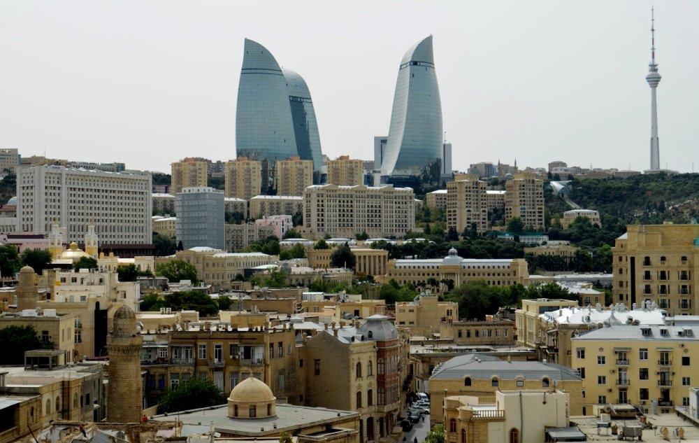 фото Баку, столицы Азербайджана