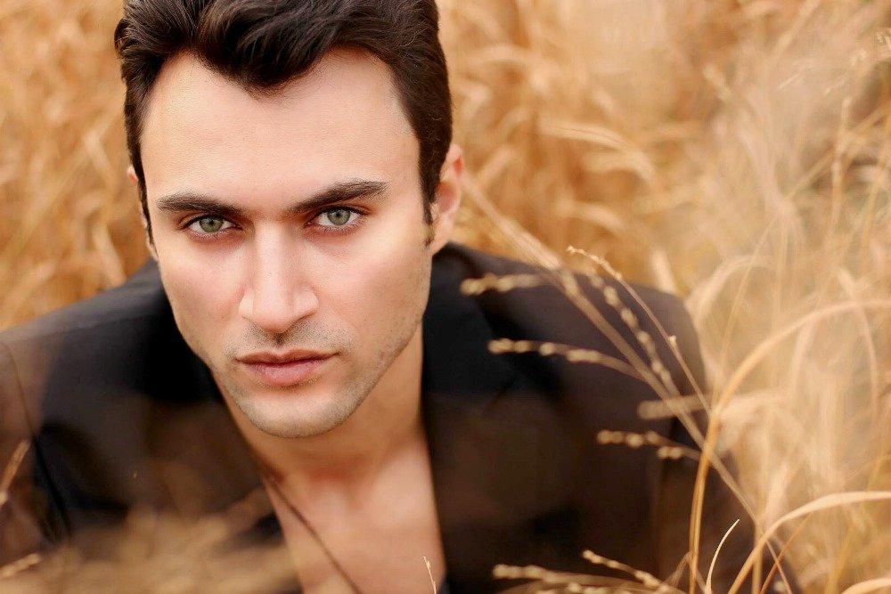 фото красивого мужчины Азербайджана