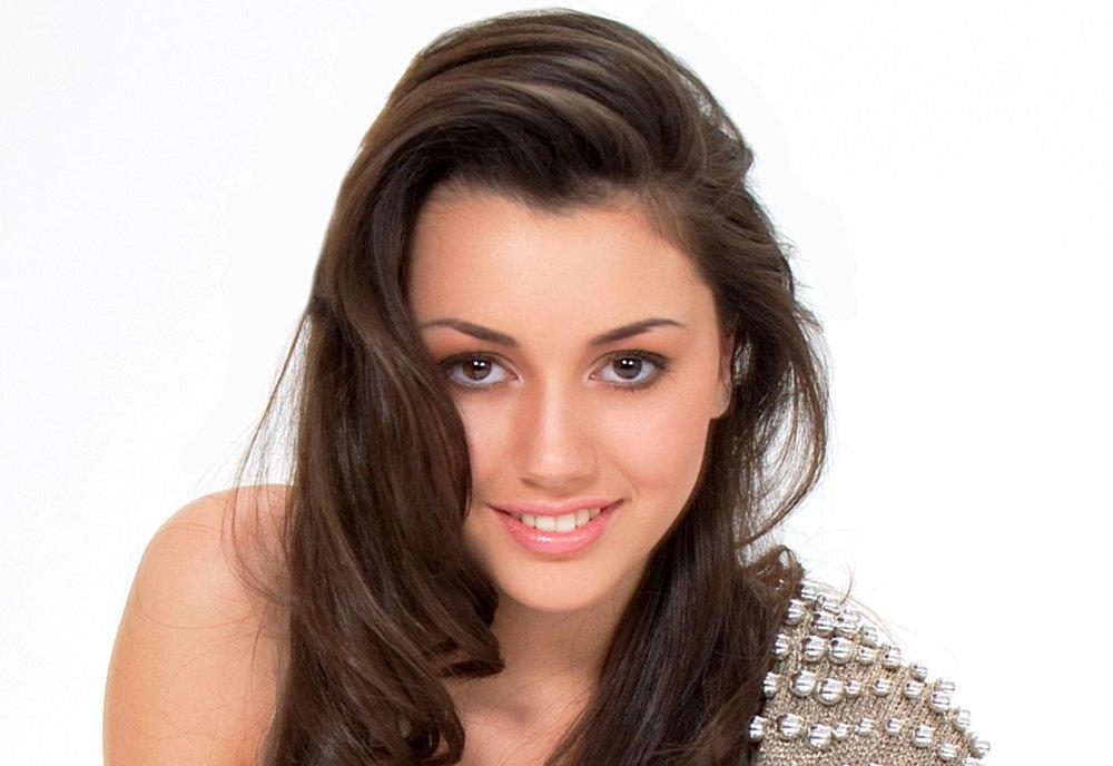 красивая девушка Азербайджана