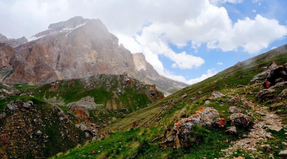 фото Шахдаг в Азербайджане