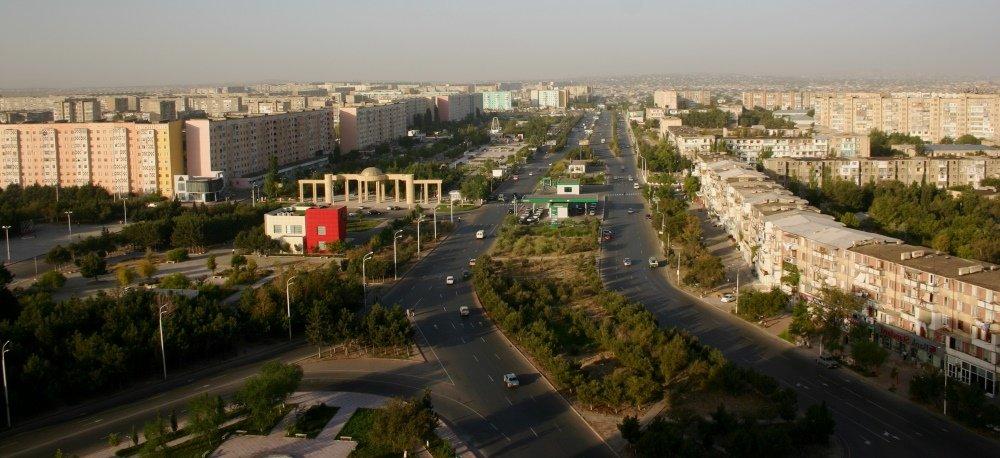 фото города Сумгаит в азербайджане
