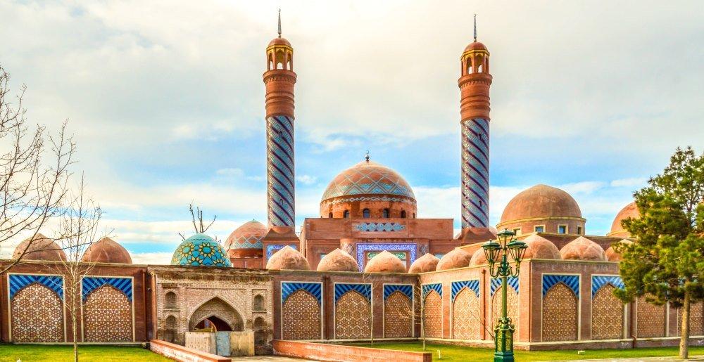 Мавзолей «Имам-заде» в Азербайджане