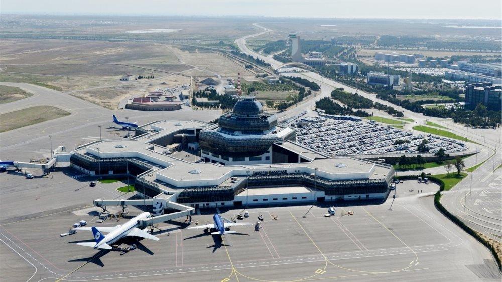 фото аэропорта Баку