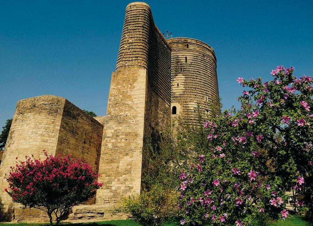 фото Девичьей башни