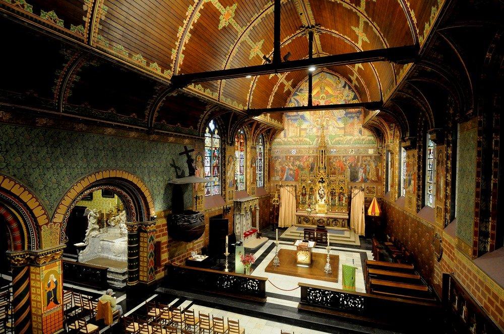 фото Базилики Святой Крови в Брюгге