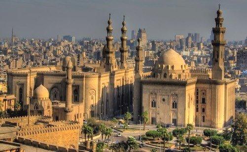 архитектура и достопримечательности Каира