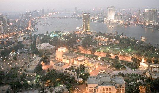 Каир в Египте
