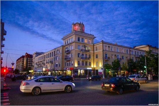 магазины и кафе в Грозном