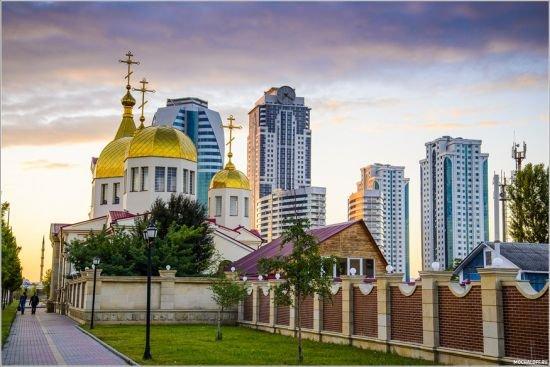 православная церковь Архистратига Михаила