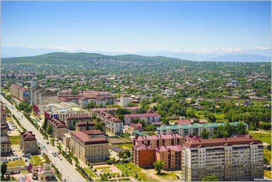 фото города Грозный