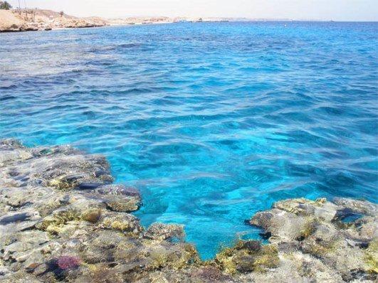 фото моря в Египте