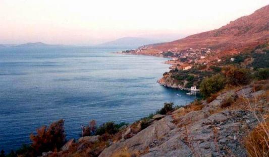 Мраморное море и побережье