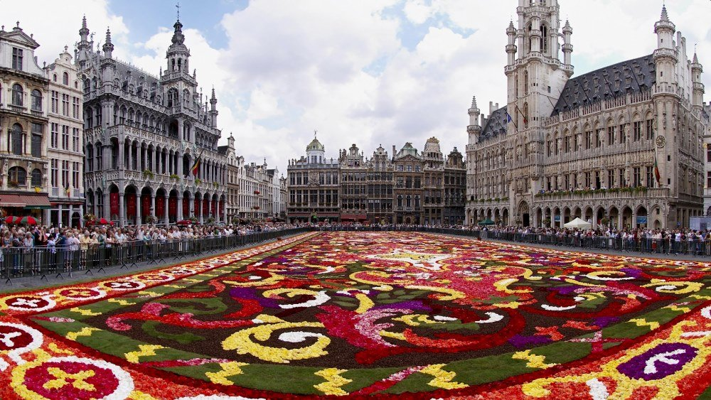 фото Бельгии