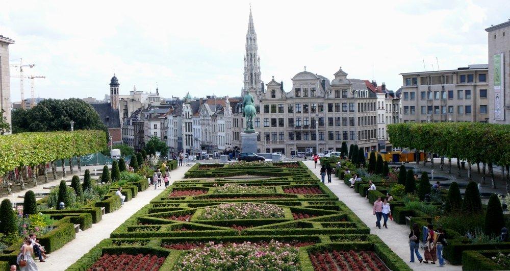 фотография Бельгии