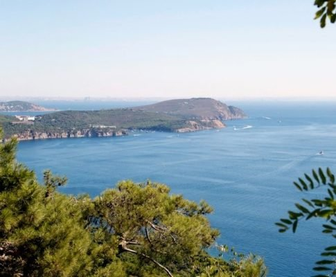 Фото моря в Турции