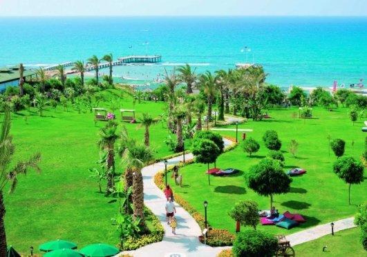 побережье и отдых в Сиде
