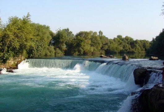 Водопад в Сиде