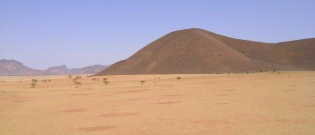 Пустыня Регистан