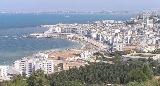 побережье Алжира
